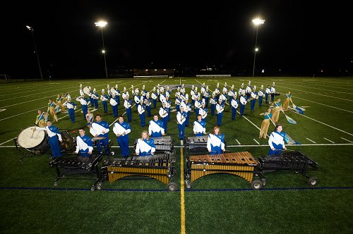 2010 Big Blue Band