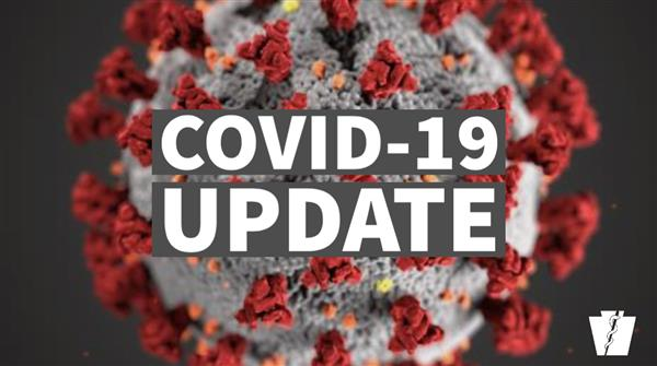 COVID-19 Update header image